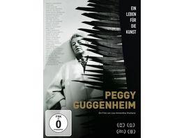Peggy Guggenheim Ein Leben fuer die Kunst