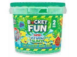 Slimy Bucket Fun Super Hydro Slimy 2 kg farblich sortiert