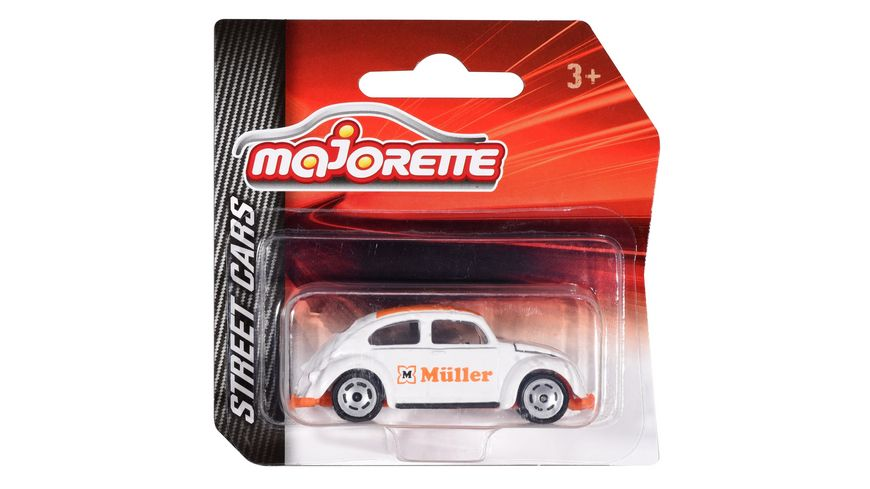 Majorette Street Car VW Kaefer Mueller Design