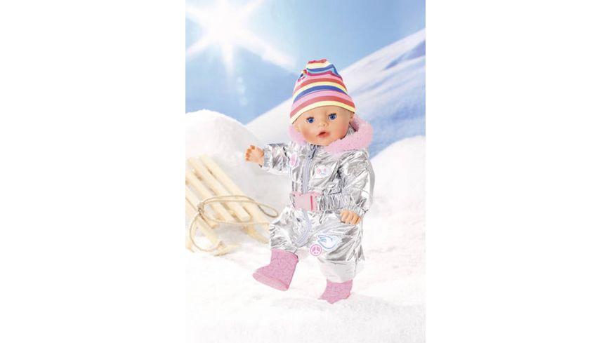 Zapf Creation BABY born Trend Schneeanzug 43cm