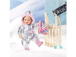 Zapf Creation BABY born Trend Schneeanzug 43cm