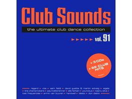 Club Sounds Vol 91
