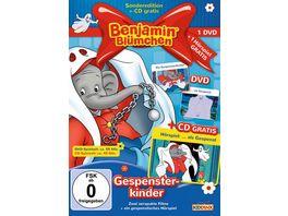 Benjamin Bluemchen Die Gespensterkinder als Gespenst CD