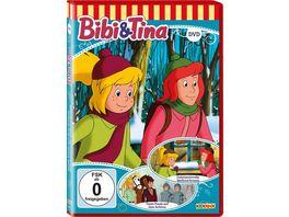 Bibi und Tina Geheimnisvolle Weihnachtszeit Tante Paula auf dem Schloss