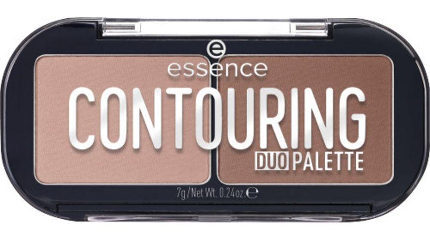 essence contouring duo palette