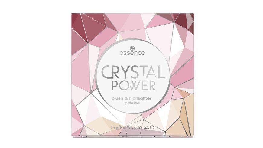 essence crystal power blush highlighter palette