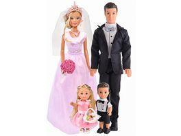 Simba Steffi Love Hochzeits Familie