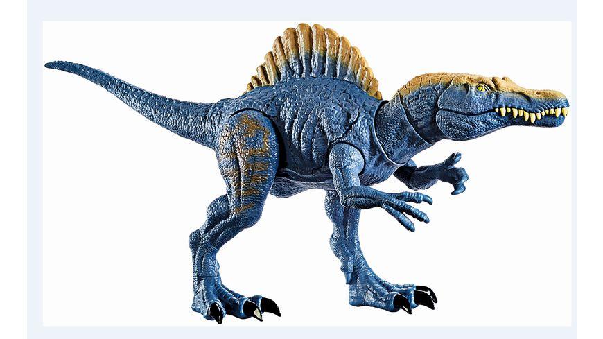 Mattel Jurassic World Battle Damage Spinosaurus