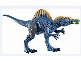 Mattel Jurassic World Battle Damage Spinosaurus