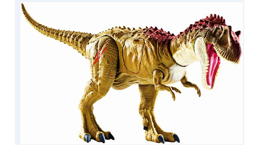 Mattel Jurassic World Battle Damage Albertosaurus