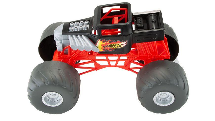 Mattel Hot Wheels Monster Trucks Ginormous Monster Truck L S
