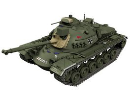 Revell 03287 M48 A2CG