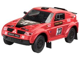 Revell 06401 Build Play Pajero Rallye