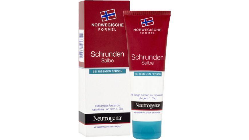 Neutrogena Schrunden Salbe