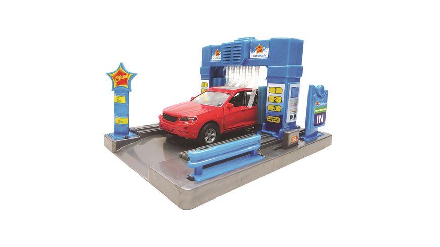 Müller - Toy Place - Waschanlage mit Auto