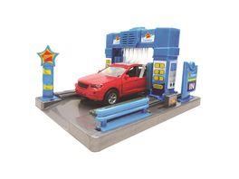 Mueller Toy Place Waschanlage mit Auto