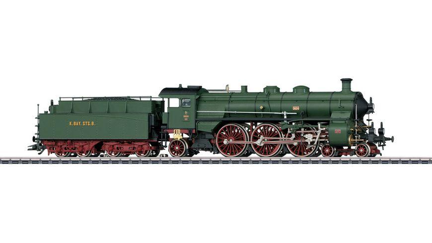 Maerklin 39436 Dampflokomotive S 3 6 die Hochhaxige