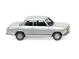 WIKING 0183 06 BMW 2002 silber metallic 1 87
