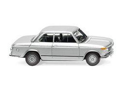 WIKING 0183 06 BMW 2002 silber metallic 1 87