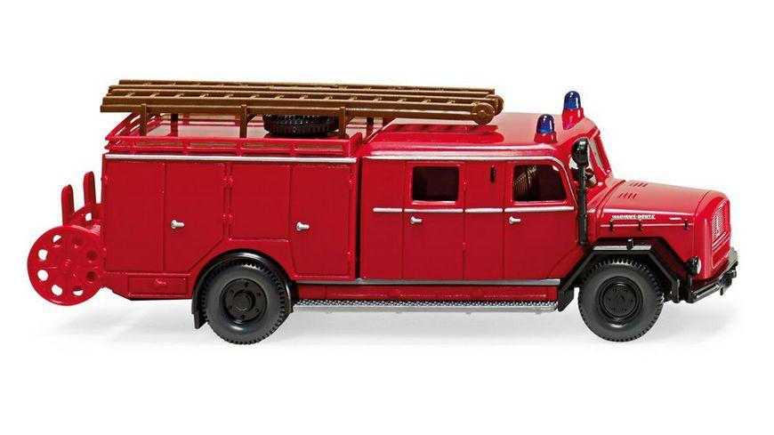 WIKING 086398  Feuerwehr   LF 16 (Magirus) 1:87