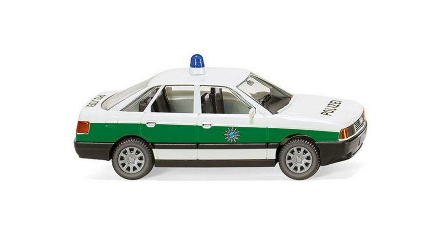 WIKING 086443 Polizei Audi 80 1 87