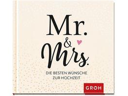 Mr Mrs Die besten Wuensche zur Hochzeit