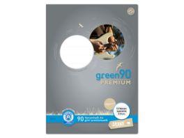 Ursus Green Notenheft A4 8 Blatt Lineatur 14 12 Notensysteme