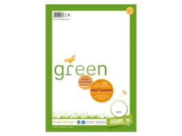 Ursus Green Ringbucheinlage A4 100 Blatt blanko