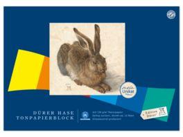 Edition Duerer Tonpapierblock 34x48cm 12 Blatt geleimt
