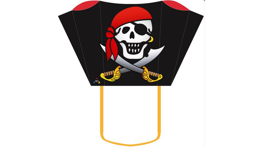 Sleddy Kinderdrachen Jolly Roger