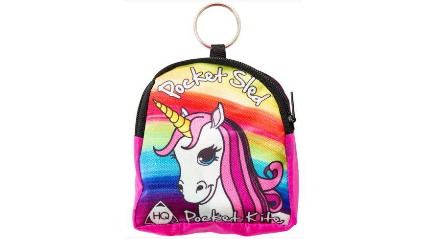 Pocket Sled Kinderdrachen Unicorn