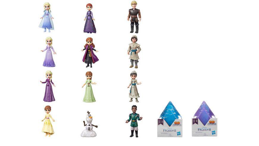 Hasbro Frozen 2 Pop Up Abenteuer Sammelfiguren 1 Stueck Ueberraschungspackung
