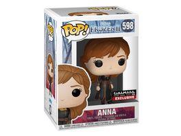 Funko POP Frozen 2 Anna Vinyl Figur