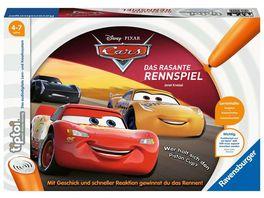 Ravensburger tiptoi Cars Das rasante Rennspiel