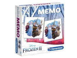 Clementoni Memo Game Frozen 2
