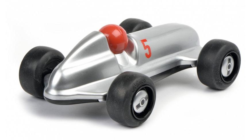 Schuco Studio Racer Silver Max 5 silber schwarz