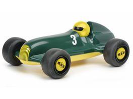 Schuco Studio Racer Green Lewis 3 gruen gelb
