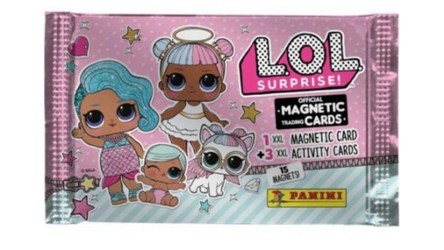 Panini L O L SURPRISE Magnetic Cards