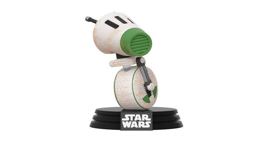 Funko POP Star Wars D 0 Bobble Head Figur