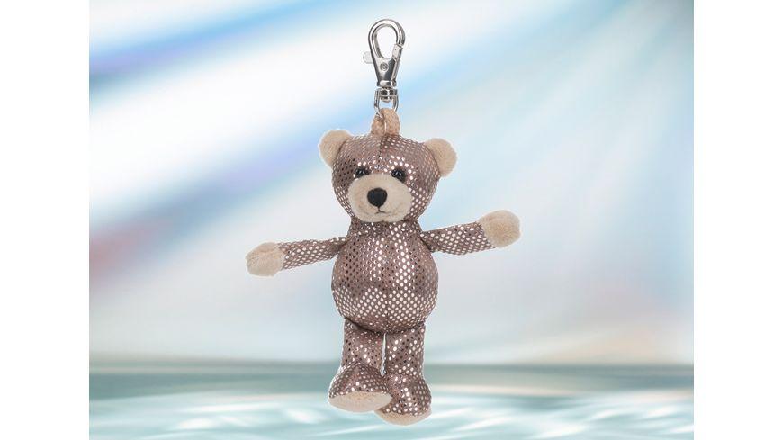 Rudolf Schaffer Collection - Schlüsselanhänger Glitz & Glamour Teddy