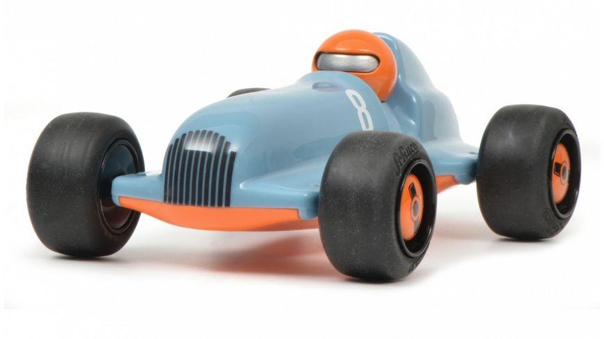Schuco Studio Racer Blue Pierre 8 blau orange