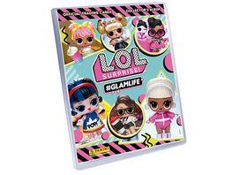 Panini L O L SURPRISE Tradingcards Serie 2 Glamlife Starter