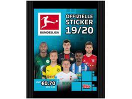 Topps Bundesliga 2019 2020 Sammelsticker