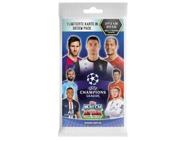 Topps UEFA Champions League Match Attax 2019 2020 Trading Cards Blister