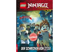 LEGO NINJAGO Der Schrecken von Stiix
