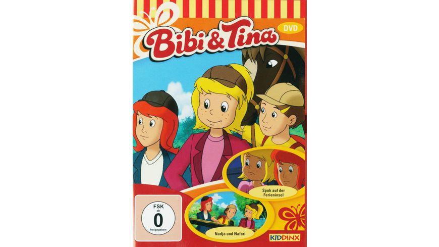 Bibi und Tina - Spuk auf der Ferieninsel/Nadja und Nafari