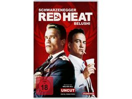 Red Heat Uncut Digital Remastered