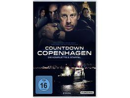 Countdown Copenhagen 2 Staffel 3 DVDs