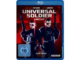 Universal Soldier Uncut