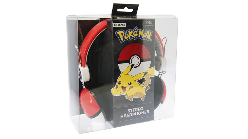 Pokemon Pokeball TWEEN Kopfhoerer
